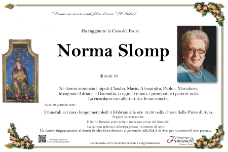 Norma Slomp